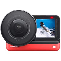 Insta360 ONE R Sport Video Adaptive Action Kamera IPX8 wasserdichte Sprachsteuerung (ONE R 1-Inch Edition)