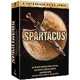 Spartacus - L'intégrale de la série : Le sang des Gladiateurs + Les dieux de l'arène + Vengeance + La guerre des damnés