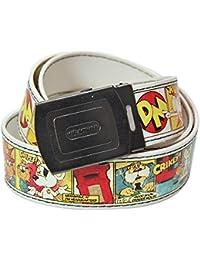 Danger Mouse Belt - Comic Strip Cool Stylish Retro Cartoon Alt Clothing Unusual Gift
