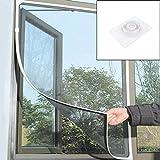 Teabelle Selbstklebende DIY Fenster Mosquito Displayschutzfolie Insekten Bug Mesh Bildschirm Standard