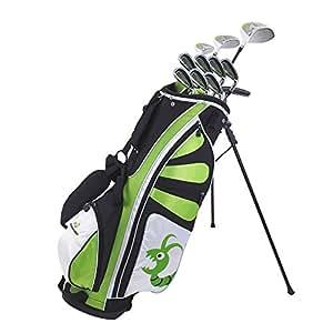 Woodworm Golf ZOOM Komplettset : Linkshänder Herren Standardlänge