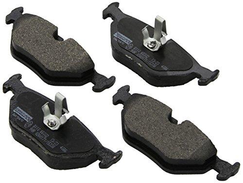 Preisvergleich Produktbild Triscan 8110 65002 Bremsbelagsatz,  Scheibenbremse - (4-teilig)