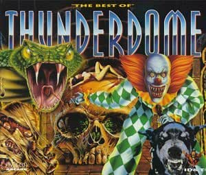 Thunderdome-Hardcore will never die-The Best of (1995)