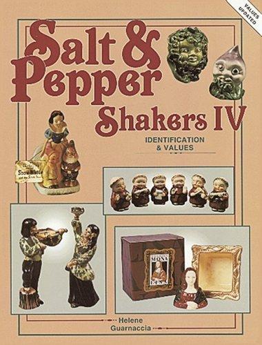 Salt and Pepper Shakers (Salt & Pepper Shakers IV) by Helene Guarnaccia (1993-06-03)