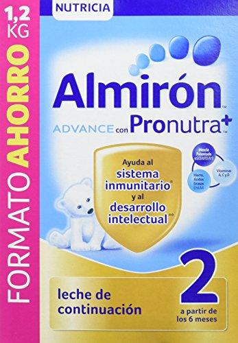 Almirón Advance Pronutra 2 Leche continuación polvo