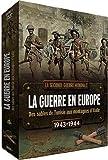 Coffret 4 DVD : La Guerre en Europe Vol1 : Des Sables de Tunisie aux montagnes d'Italie
