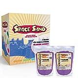 UMOI Space Sand Magic Sand Super Sand Set de juego con plastilina (2kg...