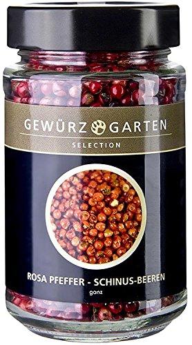 Gewürzgarten | Rosa Pfeffer - Schinus Beeren - Pfefferkörner Rote