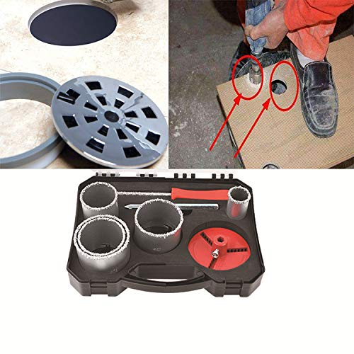 Webla Satz von 13 Sockel-Sets Stahl für Sockel-Werkzeug Sae Hex Hex S2