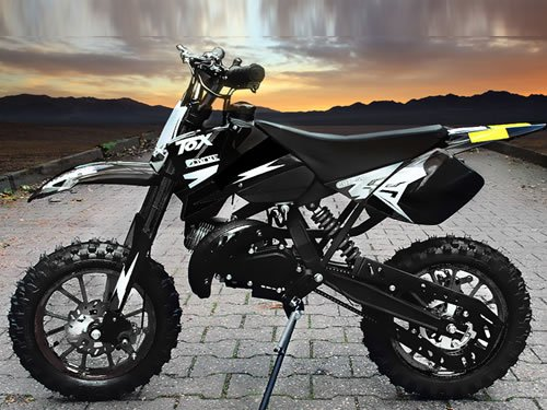 Dirtbike Coyote 49cc 10