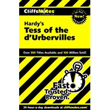 Cliffs Notes on Hardy's Tess of the D'Urbervilles