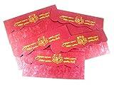 sarvam Fancy Cash Briefumschläge, Ganpati Stotra 10Stück Fancy Cash Umschläge für verheißungsvollen Anlässe Diwali Geburtstag Hochzeitstag Designer Briefumschläge