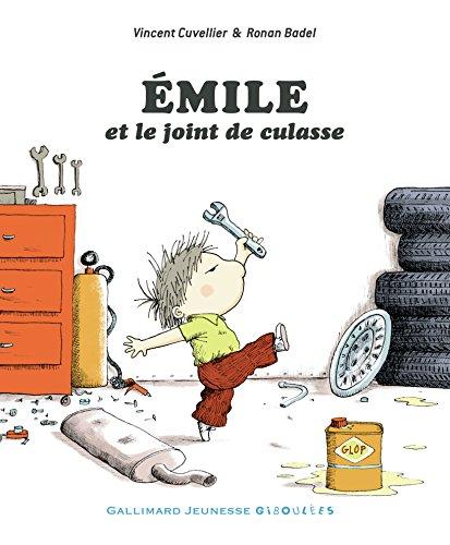 Emile<br /> Emile et le joint de culasse