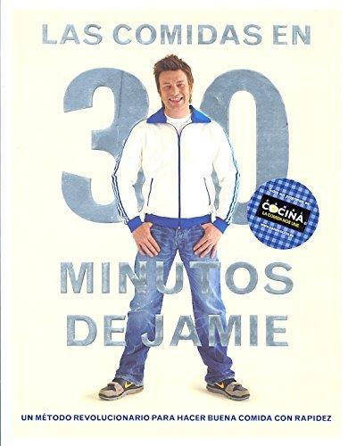 Las comidas en 30 minutos by Jamie Oliver (2011-09-01) par Jamie Oliver