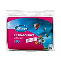 Silentnight Ultrabounce Hollowfibre Pillow