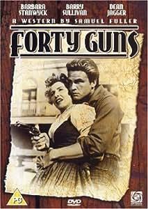 Forty Guns [DVD] [1957]