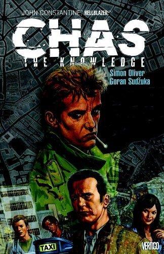 Hellblazer: Chas (John Constantine, Hellblazer) by Simon Oliver (2009-04-14)