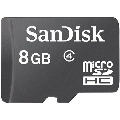 SanDisk Micro SDHC 8GB Class 4