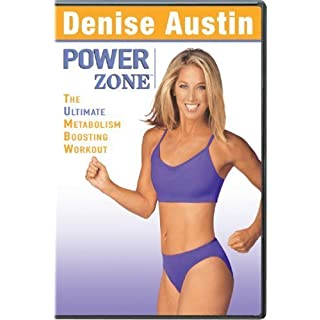 Denise Austin - Power Zone - The Ultimate Metabolism Boosting Workout 1-3 Version 2 by Live / Artisan by Cal Pozo