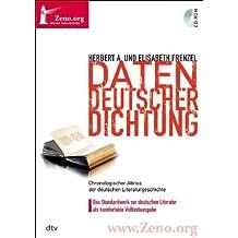 Zeno.org 037 Daten Deutscher Dichtung (PC+MAC)