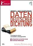 Zeno.org 037 Daten Deutscher Dichtung (PC+MAC) - Herbert A. Frenzel
