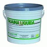 Guaina liquida grigia impearmilizzante tetti terrazzi balconi kg 1 - kepago