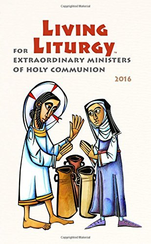 Living Liturgy for Extraordinary Ministers of Holy Communion: Year C (2016) by Joyce Ann Zimmerman CPPS (2015-07-01)
