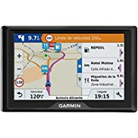 "Garmin Drive 40LM Fijo 4.3"" TFT Pantalla táctil 144.6g Negro navegador - Navegador GPS (Europa del Sur, 10,9 cm (4.3""), 480 x 272 Pixeles, TFT, Horizontal, SSD)"