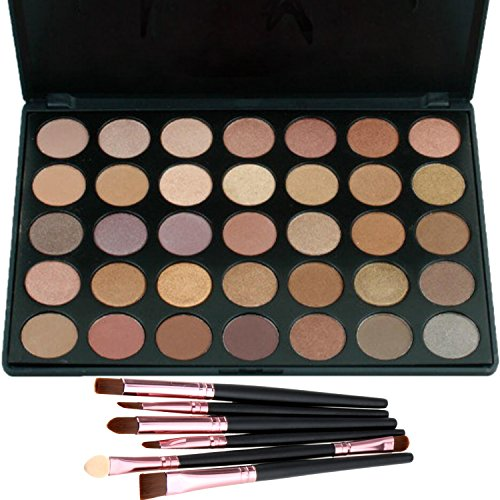 lover-bar-35-colour-eyeshadow-palette-6pcs-eyes-make-up-brushes-set-makeup-waterproof-neutrals-warm-