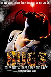 Bugs:  Tales that Slither, Creep, and Crawl (English Edition)