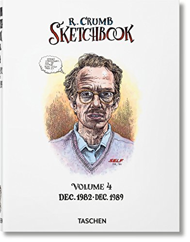 Robert Crumb. Sketchbook, Vol. 4: 1982–1989