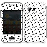 Samsung Galaxy Y Young S5363 Autocollant Protection Film Design Sticker Skin