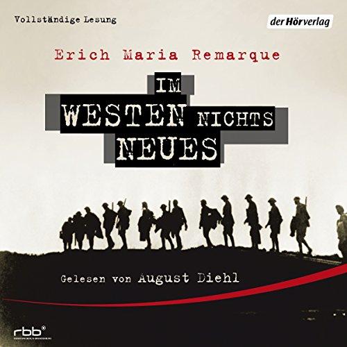 Buchseite und Rezensionen zu 'Im Westen nichts Neues' von Erich Maria Remarque