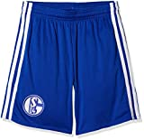 adidas Kinder Schalke 04 Away Shorts, Bold Blue/White, 176