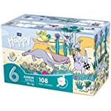 Bella Baby Happy couches Junior Extra Taille 6(16 + kg), 108pièces