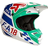 Fox V1 Sayak Kinder MX Helm NEU 2018, S