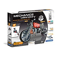 Clementoni 61285 Mechanics Lab Roadster and Dragster Scientific Kit
