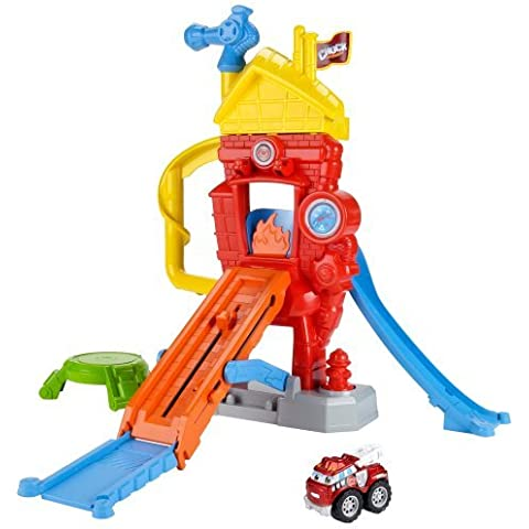 Chuck Fire Station Playset by