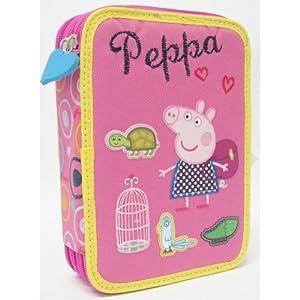 Estuche Peppa Pig