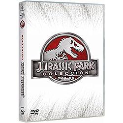 Parque Jurásico 1-4 (Edición 2017) [DVD]