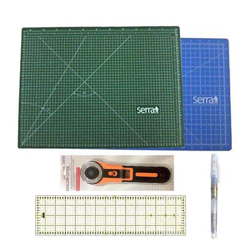 Kit de Patchwork 45x30 cm iniciación y para avanzados