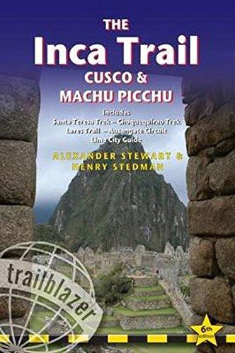 INCA TRAIL CUSCO MACHU PICCHU par COLLECTIF