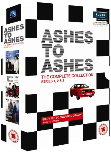 Ashes To Ashes - Series 1-3 - Complete