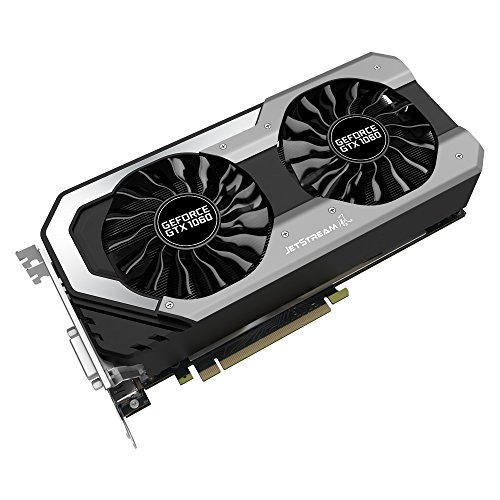 Palit GeForce GTX 1060 NE51060S15J9J  Super Jetstream 16x PCI-Express 3.0