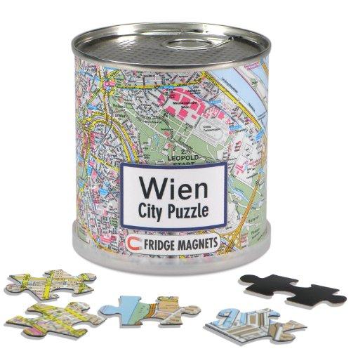 Preisvergleich Produktbild City Puzzle Magnets Wien