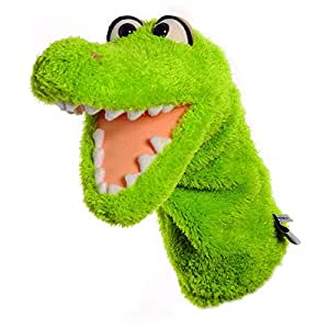 Living Puppets W448 Handpuppe Ulfilein Krokodil 40 cm
