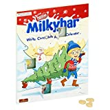 Milkybar Calendario dell'Avvento al cioccolato bianco 85g Confezione da 2