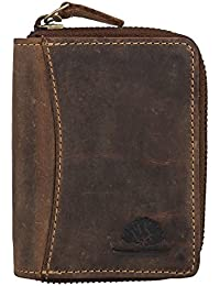 Greenburry Vintage Porte-monnaie cuir 8,5 cm
