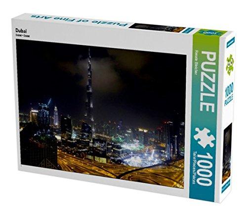 Preisvergleich Produktbild Dubai 1000 Teile Puzzle quer (CALVENDO Orte)