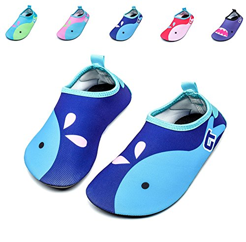 Tkiames Bébés Garçons Filles Chaussures D'Eau Pour Enfants Swim Aqua Chaussettes Pour Piscine